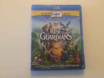 Rise of The Guardians - 2-disc utgåva