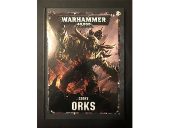 Warhammer 40k Ork Codex