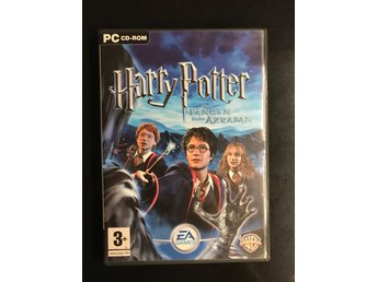 Harry Potter och fången från Azkaban - PC CD-ROM