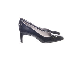 Peter Kaiser, Pumps, Strl: 38, Svart