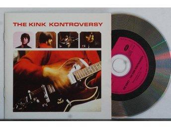 Kinks – The Kink Kontroversy – CD - Norrahammar - Kinks – The Kink Kontroversy – CD - Norrahammar