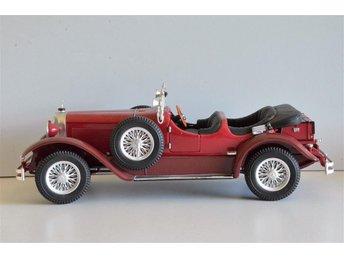 Mercedes-Benz 630 K 1927 Skala 1:18 - Borlänge - Mercedes-Benz 630 K 1927 Skala 1:18 - Borlänge