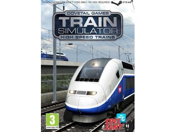Train Simulator High Speed Trains (Endast Download Kod, I Kartongen) - Norrtälje - Train Simulator High Speed Trains (Endast Download Kod, I Kartongen) - Norrtälje