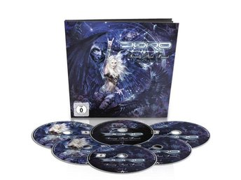 Doro -Strong and proud 6-disc Earbook edition cd/blu-ray/dvd