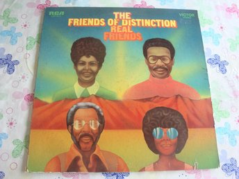 REAL FRIENDS - THE FRIENDS OF DISTINCTION LP 1970