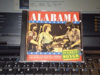 Alabama-18 great songs.