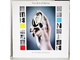 VINYL THE ART OF NOISE: IN VISIBLE SILENCE