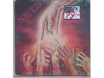 Bob Dylan title* Saved* Funk / Soul, Pop EU LP