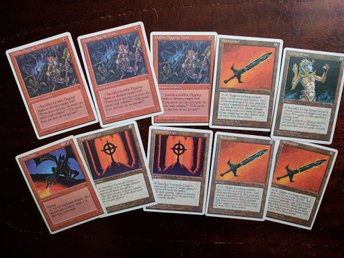 Magic the gathering - 10 st Chronicles