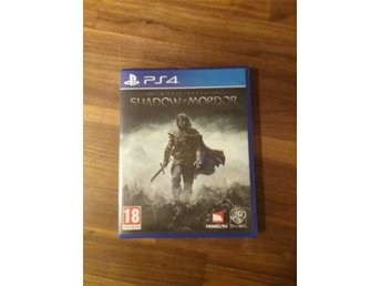 Shadow of Mordor för PS4