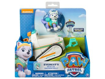 Paw Patrol Everest Rescue Snowmobile