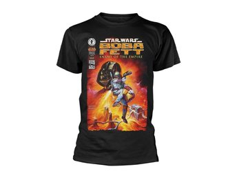 STAR WARS BOBA FETT T-Shirt - Large