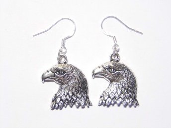 Örn örhängen / Eagle earrings
