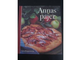 Javascript är inaktiverat. - Bispgården - En NY bok med Annas pajer. Kommer från ett rök och djurfritt hem - Bispgården