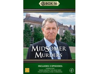 Morden i Midsomer / Box 16 (2 DVD)