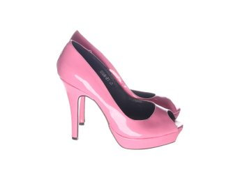Pippiee, Pumps, Strl: 36, Rosa