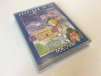 "Combat School *TESTAD* - ZX Spectrum - 1987 - Imagine Software - ""storkassett"""