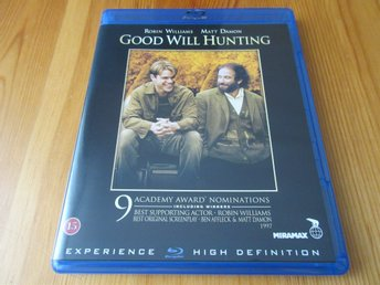 Good Will Hunting (Blu-ray) ***OOP***