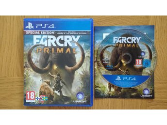 PlayStation 4/PS4: FarCry Far Cry Primal