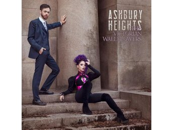 Ashbury Heights: The victorian wallflowers 2018 (CD)