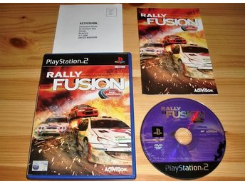 PS2: Rally Fusion