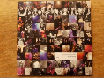 Promo THE SMASHING PUMPKINS – Still Becoming Apart 2000 Nyskick! ovanlig rare