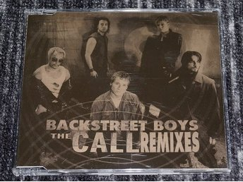 Backstreet Boys - The Call REMIXES ( PROMO )