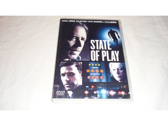 State of play - Russell Crowe - Rachel McAdams - Svensk text