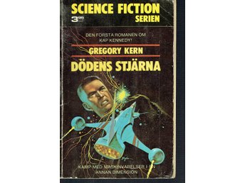 Science fiction serien 6 - Dödens stjärna - Gregory Kern