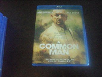 Bluray-film: A common man - Kosta - Bluray-film: A common man - Kosta