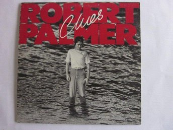 Robert Palmer -Clues LP Canada press 1980 pop rock
