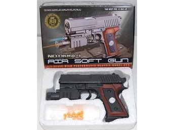 Soft Air Gun Modell NO: 068 S.T.A.R.S Special Team