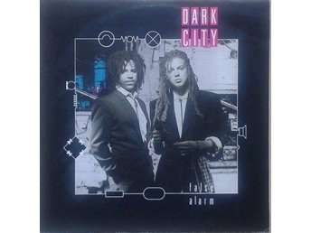 "Dark City title* False Alarm* Synth-pop, Disco 12"" UK"