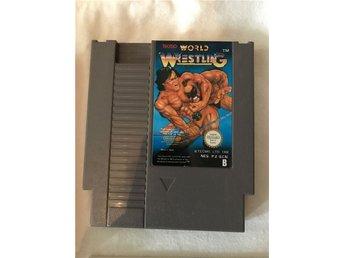 Tecmo World Wrestling - SCN - Nintendo 8bit - Varberg - Tecmo World Wrestling - SCN - Nintendo 8bit - Varberg