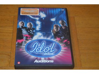 Idol 2005 - Auditions - DVD