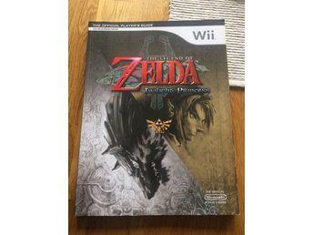 Zelda the twilight princess Spelguide