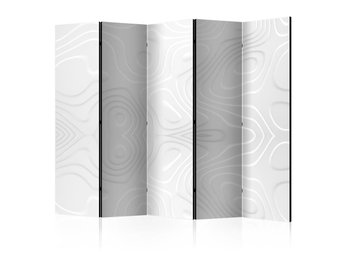 Rumsavdelare - Room divider - White waves II 225x172