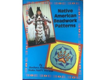 Native American beadwork pattern