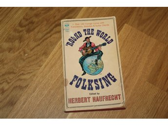 Round the world folksing av Herbert Haufrecht