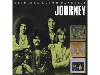 Journey: Original album classics 1975-77 (3 CD)