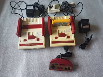 2 st. FAMICOM - Nintendo - made in japan