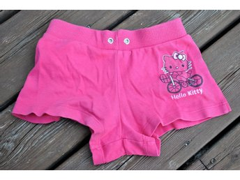 Rosa shorts stl 116 Hello Kitty