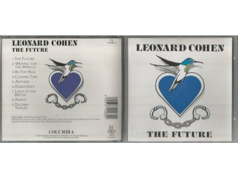 Leonard Cohen - The Future - CD - 1992