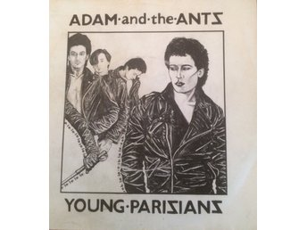 ADAM AND THE ANTS ZEROX/WHIP IN MY VALISE NEW WAVESAMLING!