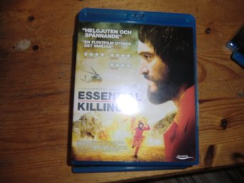bluray essential killing