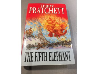 Terry Pratchett The fifth elephant