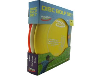 Innova Discgolf set DX