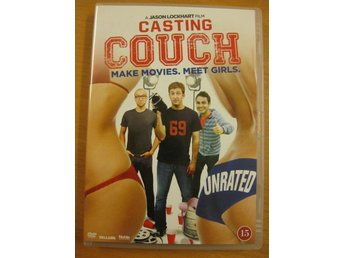 CASTING COUCH - DVD 2014