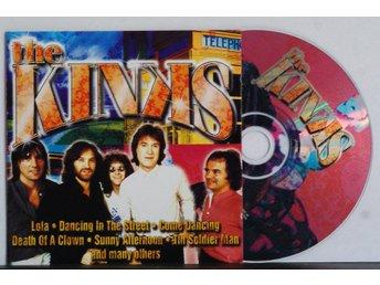 Kinks – Kinks (Greatest Hits) – CD - Norrahammar - Kinks – Kinks (Greatest Hits) – CD - Norrahammar