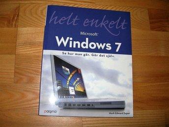 Windows 7 Lär dig själv att hantera datorn - Nybro - Windows 7 Lär dig själv att hantera datorn - Nybro